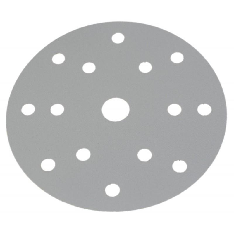 50x Exzenter Exenter 15-Loch Schleifscheiben Papierscheiben Ø 150 mm P40-600